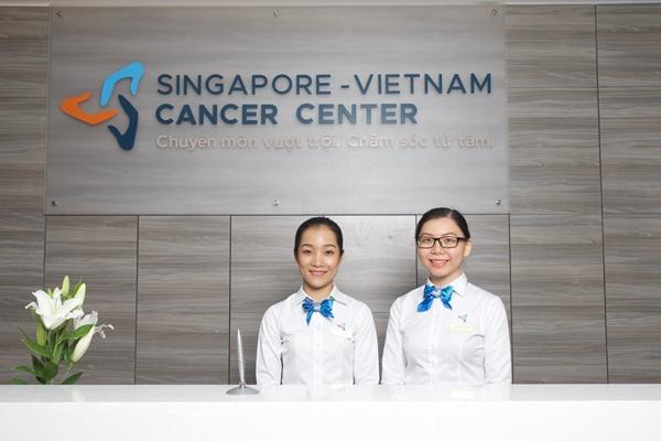 Phòng khám Ung bướu SVCC (Singapore - VietNam Cancer Center).