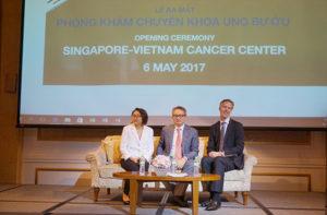Phòng khám chuyên khoa Ung bướu Singapore - Việt Nam - ảnh 3