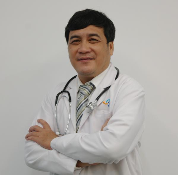 TS BS Trần Việt Thế Phương