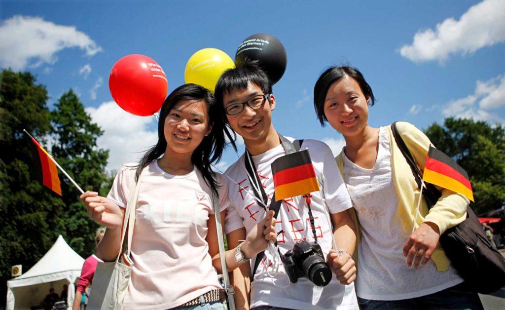 Du học sinh Đức