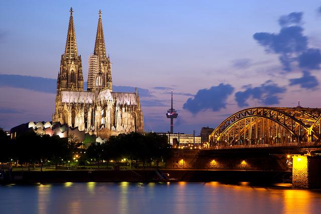 Các thành phố có nhiều du học sinh Việt: Thành phố Cologne