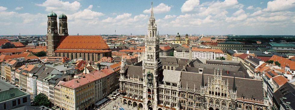 Các thành phố có nhiều du học sinh Việt: Thành phố Munich