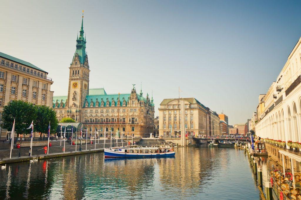 Các thành phố có nhiều du học sinh Việt: Thành phố Hamburg
