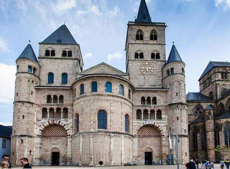 Các thành phố có nhiều du học sinh Việt: Thành phố Mainz