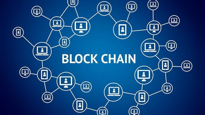 Công nghệ Blockchain.