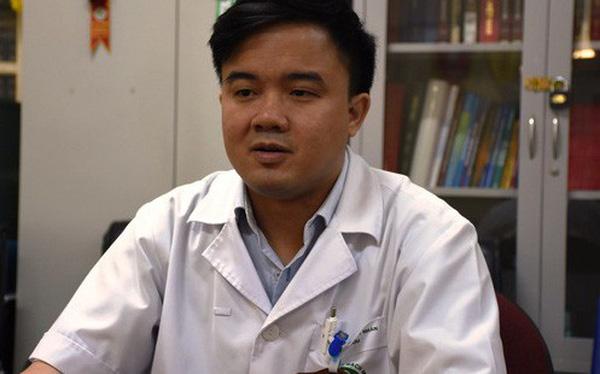 bác sĩ Thái - Bệnh viện Bạch Mai