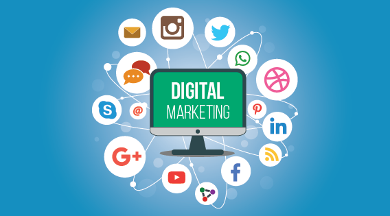 Công cụ social trong Digital Marketing