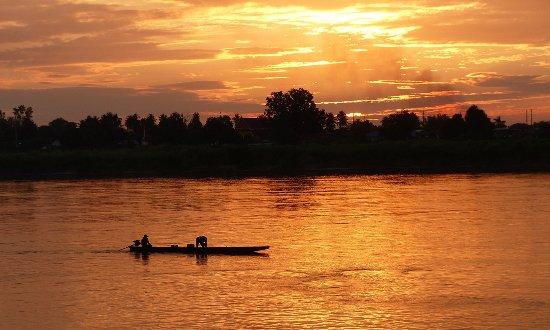 Sông Mekong ở Lào