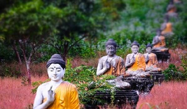 Tín ngưỡng phật giáo tại Lào.