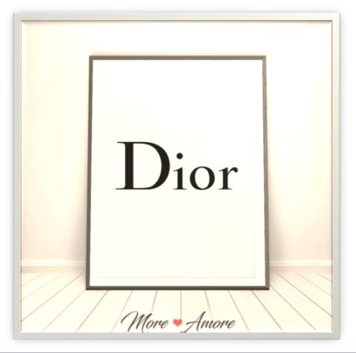 Chúng ta không cần phải giới thiệu gì nhiều về cái tên Dior quen thuộc