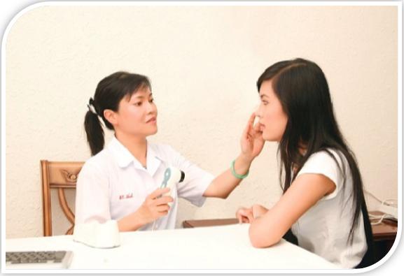 Thuốc trị lang ben tây y cho kết quả không hề thua kém thuốc đông y
