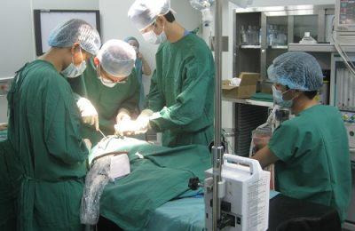Phẩu thuật cắt trĩ