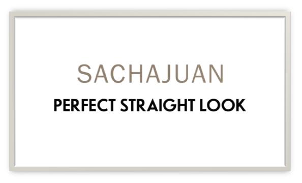 Sachajuan sản xuất từ Thụy Điển, thương hiệu chăm sóc tóc chuyên nghiệp với công thức đơn giản