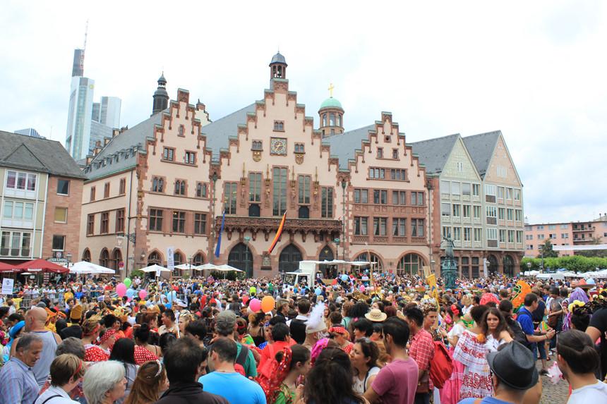 Hình ảnh thành phố Frankfurt