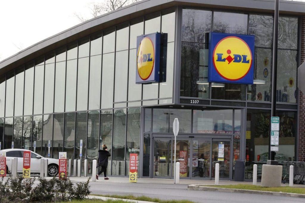 Hình ảnh siêu thị Lidl