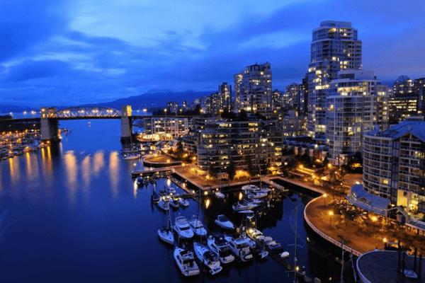 Sự phát triển của ngành Nhà hàng Khách sạn tại British Columbia