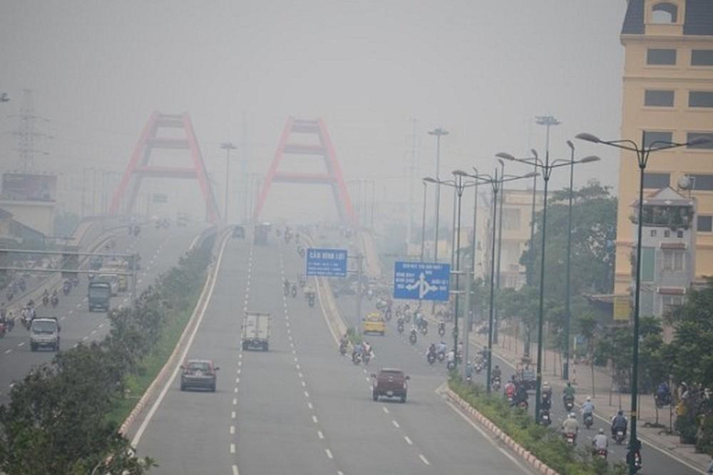 Ô nhiễm không khí tại TP. Hồ Chí Minh
