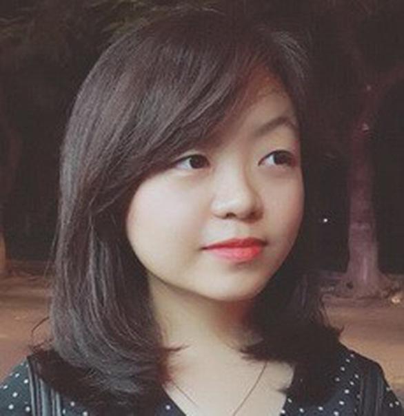 Trần Yến Ngọc (học thạc sĩ tại Ý)
