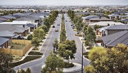 Cơ sở hạ tầng tại Úc