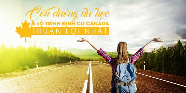 Lộ trình để định cư Canada thành công theo con đường du học