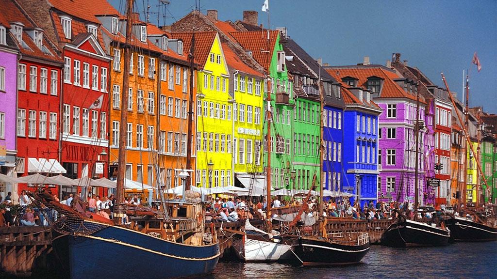 Đất nước Đan Mạch