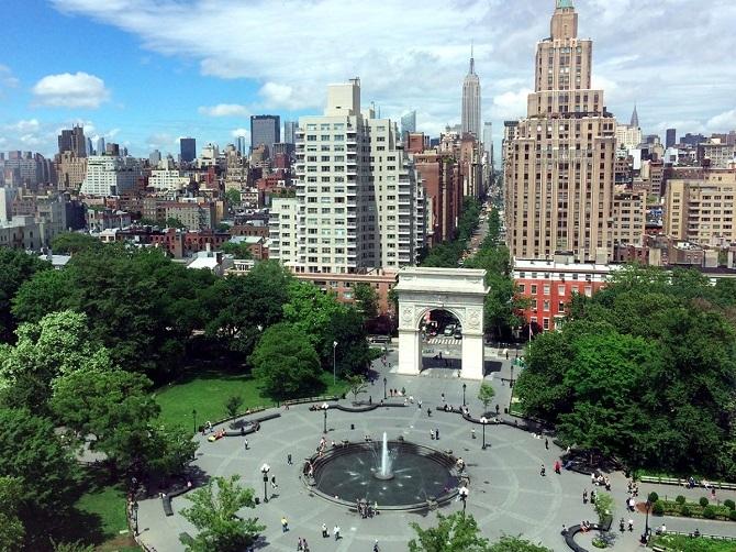 Đại học New York - Mỹ