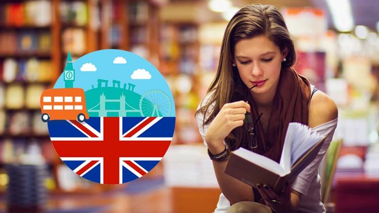 Học sinh học tiếng Anh