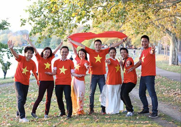 Sinh viên Việt Nam tham gia các chuyến du học hèMỹ
