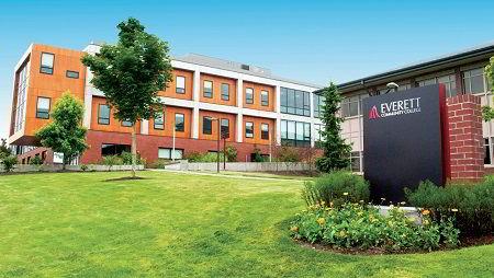 Cao đẳng Everett ở Mỹ