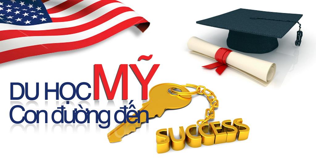 Du học Mỹ - Con đường đi đến thành công