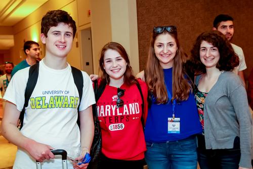 sinh viên trường Ảnh: Washington Jewish Week
