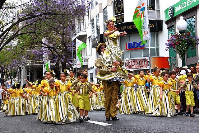 Bồ Đào Nha sở hữu sự giàu có về văn hóa, lễ hội tôn giáo, các sự kiện thể thao