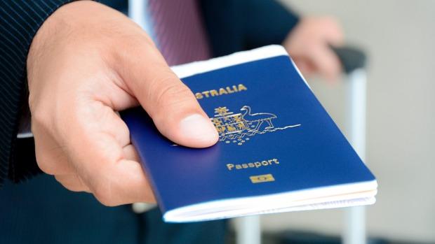Bạn được sở hữu hộ chiếu Úc