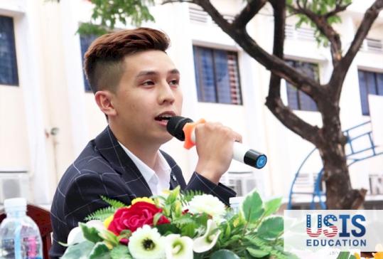 Nguyễn Phước Toàn- chủ tịch Usis Education
