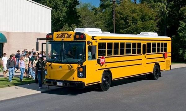 Phương tiện đi lai bằng xe bus
