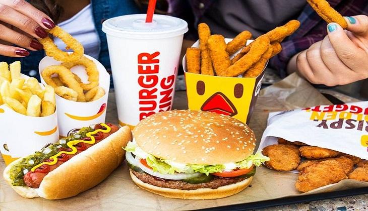 Thức ăn nhanh ở Mỹ