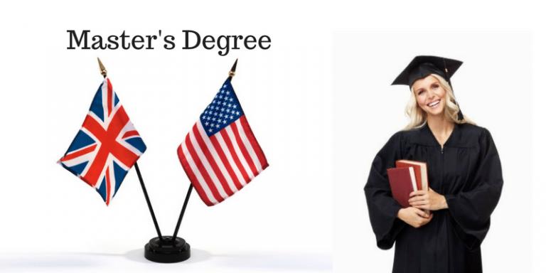 Điều kiện để học thạc sĩ tại Mỹ