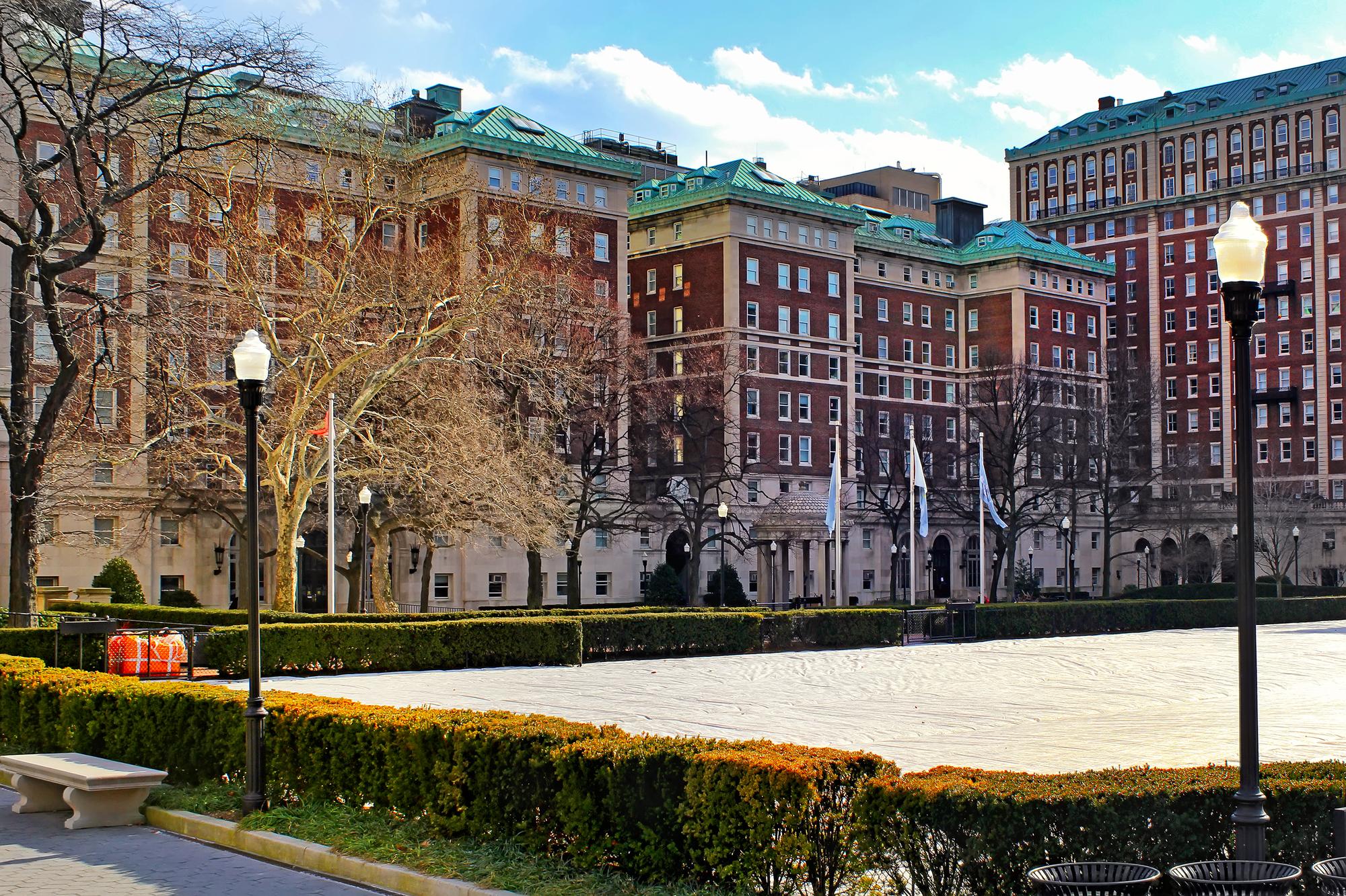 Du học thạc sỹ Mỹ ở trường Columbia