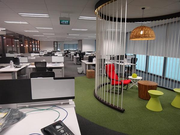 Thuê văn phòng ảo đã được trang bị đầy đủ tiện nghi.
