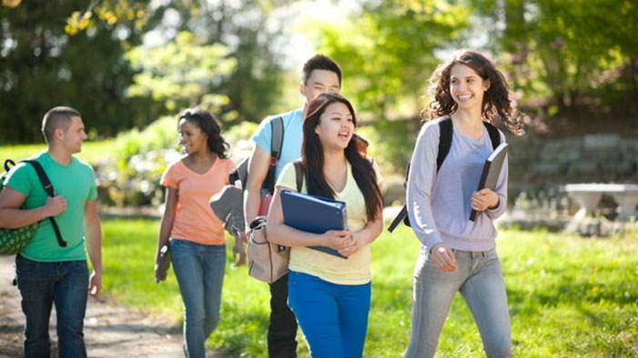 Học thạc sĩ tại Mỹ