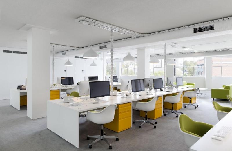 Một mô hình văn phòng ảoa