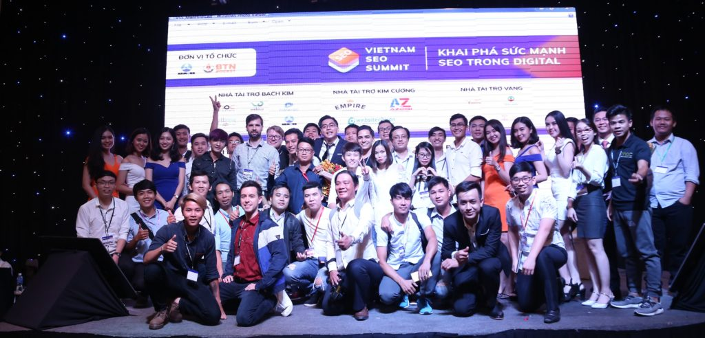 Đại hội Vietnam Digital SEO Summit 2019