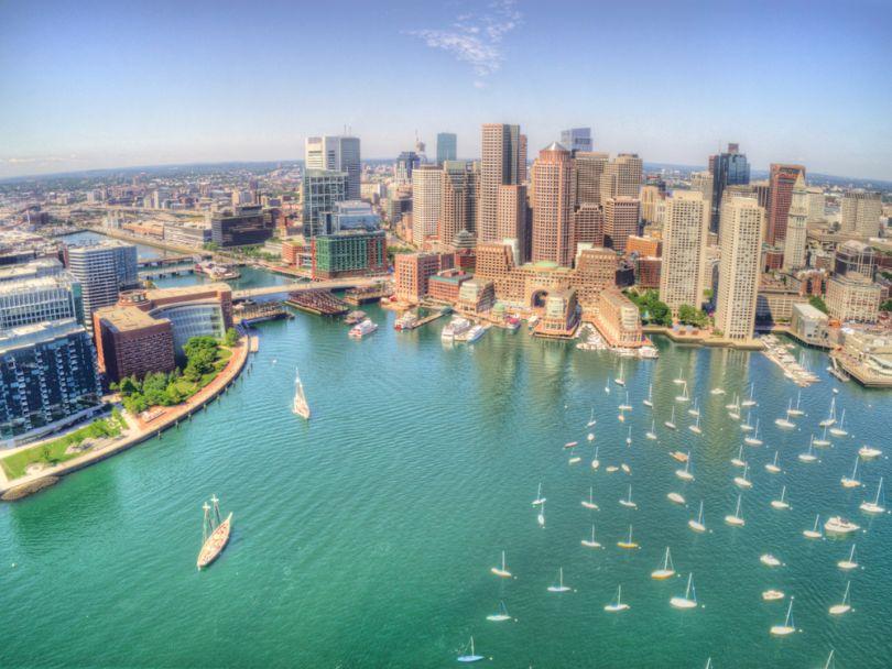 Du học hè tại thành phố Boston, Mỹ