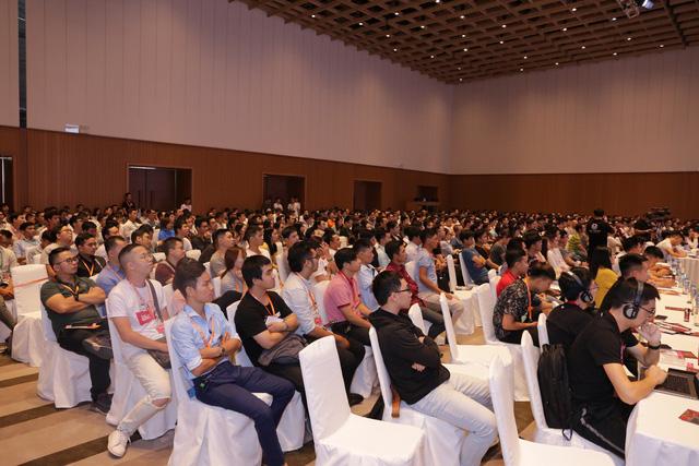 Khán phòng Vietnam Digital SEO Summit 2019