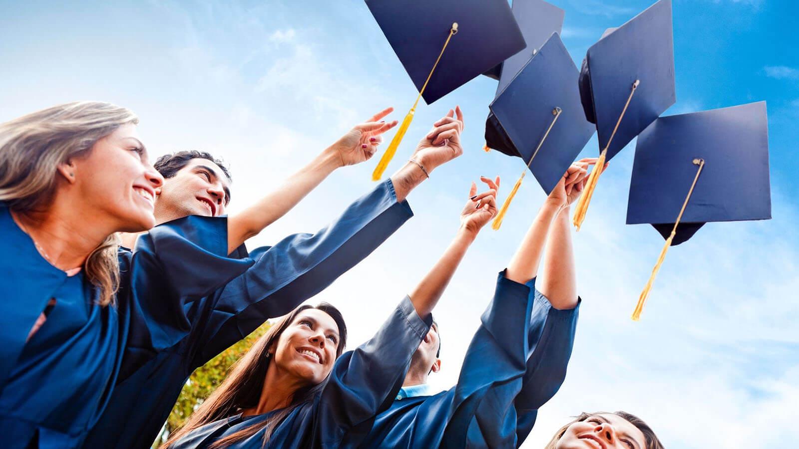 Việc học là dành cho tất cả các độ tuổi kể cả khi bạn du học Mỹ