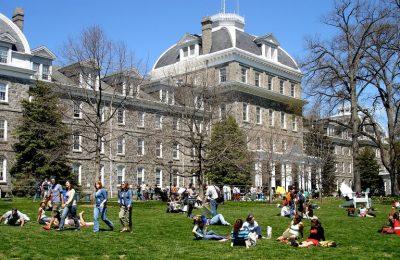 Trường THPT tại Mỹ