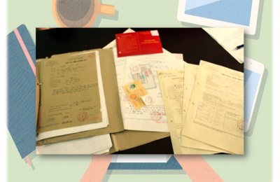 Bạn hãy chuẩn bị cẩn thận về giấy tờ cá nhân và giấy tờ học vấn nhé