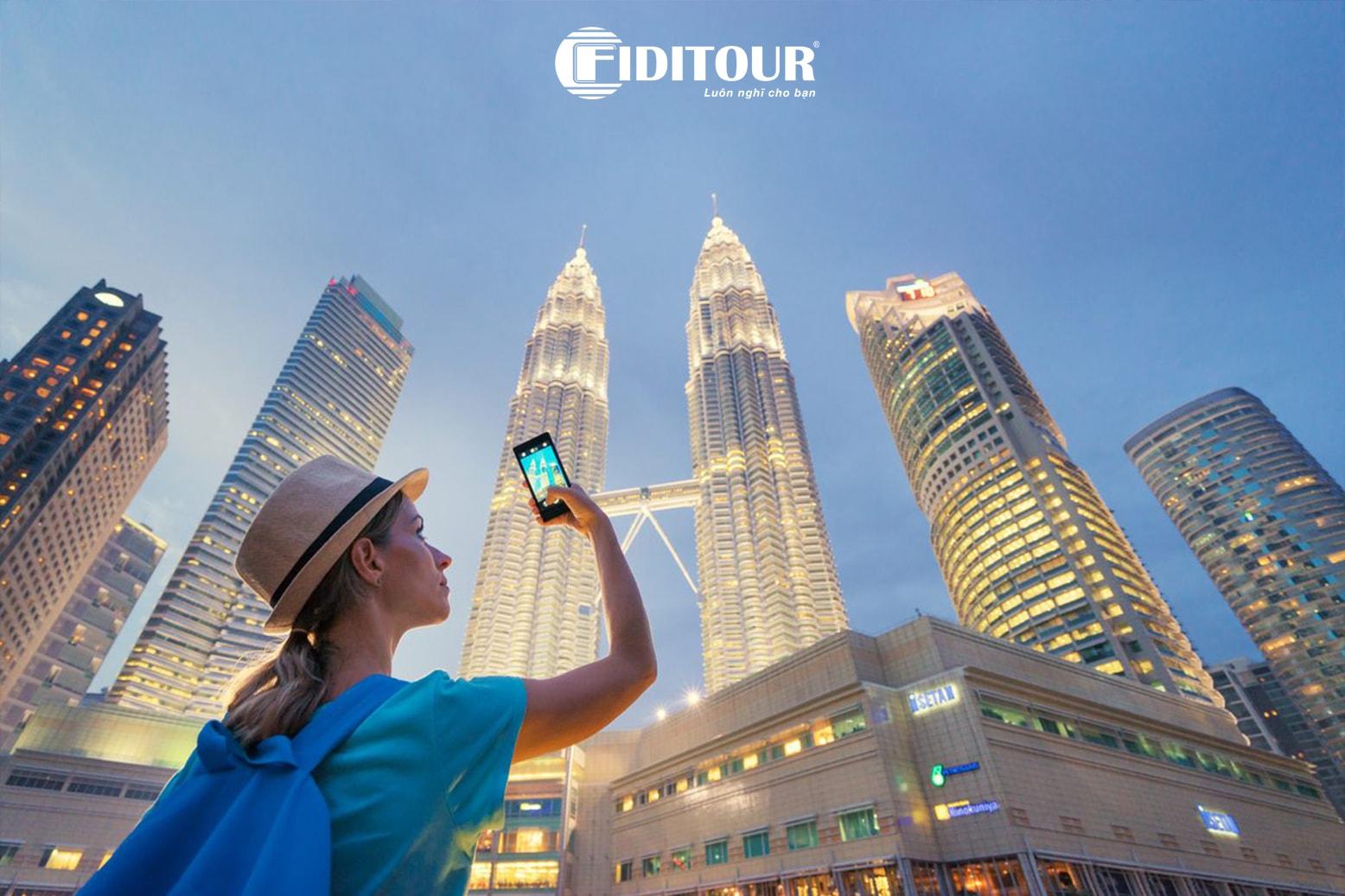 Công ty cổ phần du lịch Fiditour