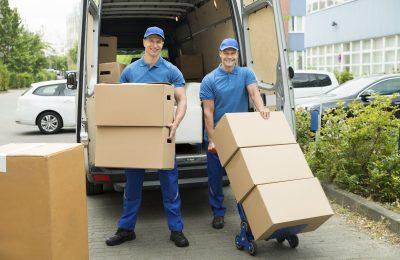 vận chuyển hàng hóa đến nhà mới