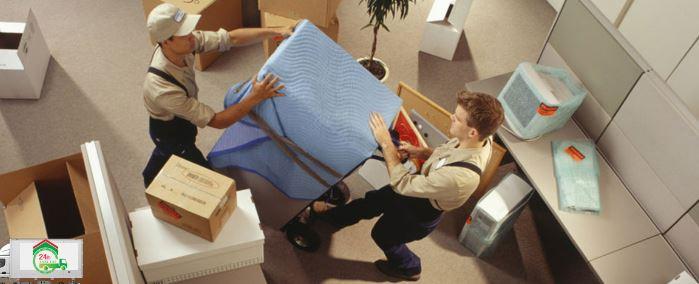 Hãy hình dung vị trí sắp xếp đồ dạc trước khi chuyển đến để tránh mất thời gian